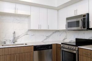 photo of floorplan kitchen
